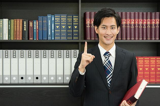 弁護士の写真